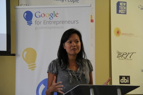 Mary Grove is director of Global Entrepreneurship Outreach where she leads Google for Entrepreneurs